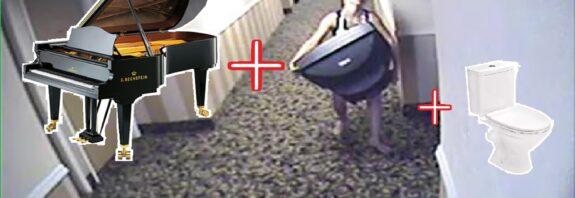 Эти 15 вещей турист из отеля может оставить себе. Украли рояль из отеля - странные кражи туристов. Самые удивительные вещи которые туристы украли из отеля. Запоминайте, какие вещи турист может забрать себе из номера, а за какие отель вас не простит. Какое наказание за кражу из отеля халата